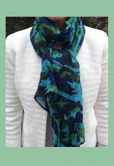 The Cathriona Scarf