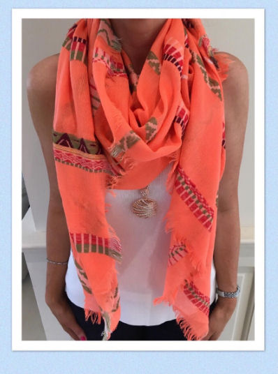 The Cora Scarf